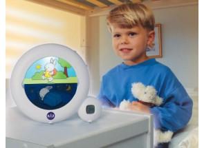 KidSleep Classic Wit LED Slaaptrainer en Kinderwekker 0025