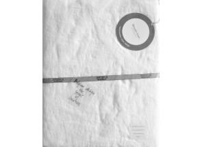 Decopur Oxygen linnen hoeslaken 90x200x30 cm casse