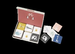 Fresk Memory spel