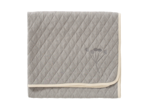 Fresk Baby wieg- en ledikantdeken TOG 1.3 Nordic Gull Grey 100x150 cm