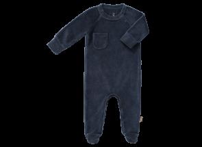 Fresk pyjama met voet Indigo 3-6 m
