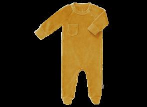 Fresk pyjama met voet Mimosa 6-12 m