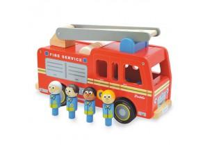 Indigo Jamm Freddie fire engine Brandweerwagen
