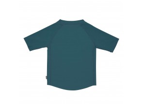 LÄSSIG t-shirt korte mouw boot/blauw 24 m, 92 cm