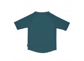 LÄSSIG t-shirt korte mouw boot/blauw 36 m, 98 cm