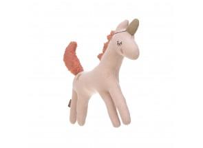 LÄSSIG Knuffel Gebreid Paard - More Magic Horse