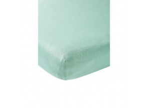 Meyco Jersey Hoeslaken new mint  60x120 cm