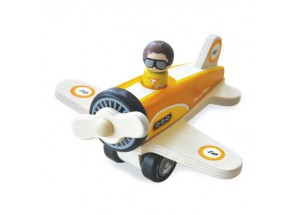Indigo Jamm Percy Plane vliegtuig