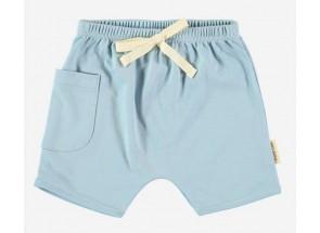 Petit Oh! Kort broekje blauw 3-6 m