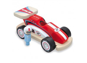 Indigo Jamm  Racing Rocky formule 1 wagen