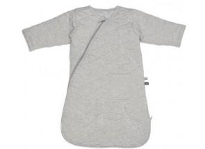 Snoozebaby Slaapzak Grey Melange met lange mouw  64-74 cm (3-9m) TOG 2.0