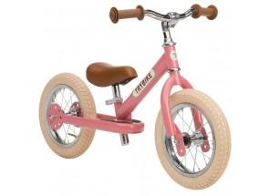 Trybike Loopfiets vintage roze